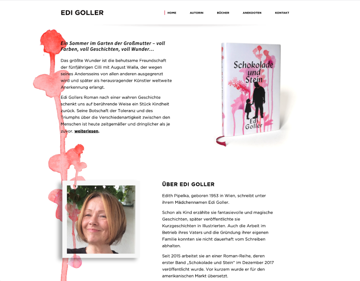 Website Edi Goller